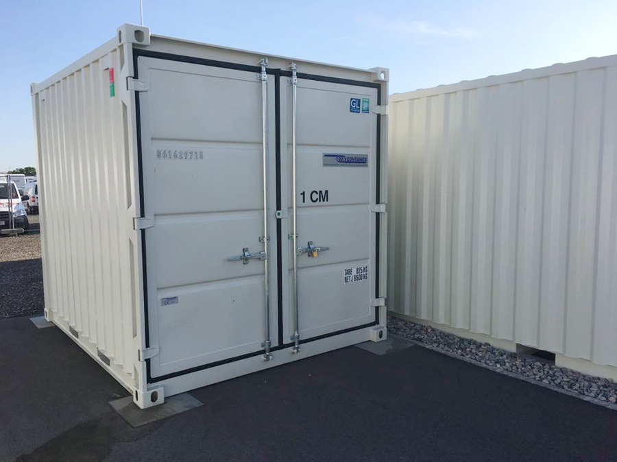Pöck Container Medium Front