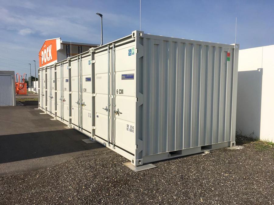 Pöck Containerreihe Medium