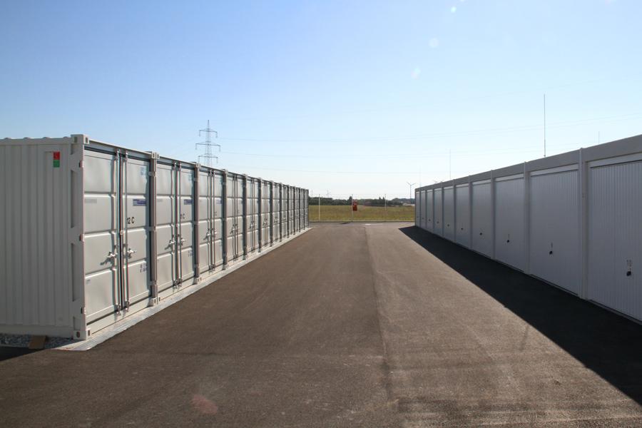 Container und Garagen der Pöck GmbH