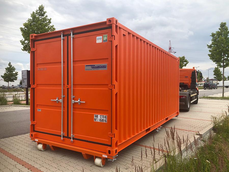 Pöck-LKW Container-Bringservice 5